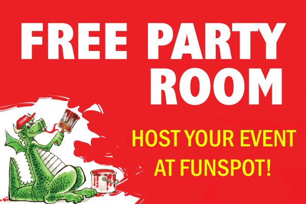 Funspot Free Party Room